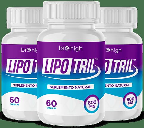 Lipotril funciona