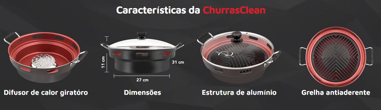 churrasclean site oficial